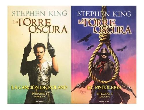 torre oscura 1-11 - ed. debolsillo - stephen king - comics