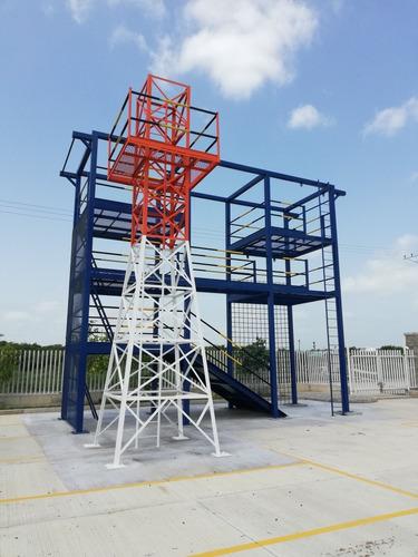 torre para trabajo en alturas