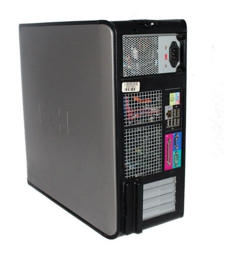torre pc computadora core 2 duo 4gb disco solido ssd 120gb