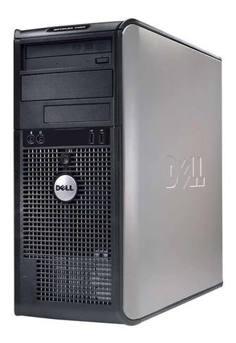 torre pc computadora dell hp dual core 2gb 80gb dvd windows
