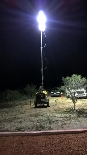 torre planta de luz all mand