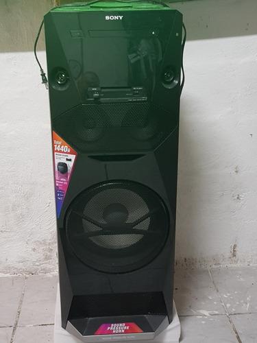 torre sony cambio por equipo de sonido sony