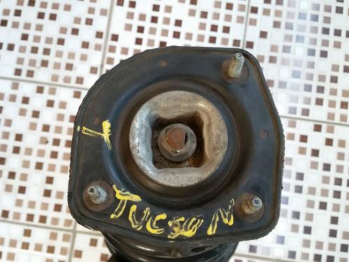 torre suspensão traseira hyundai tucson 06 a 11 ld original