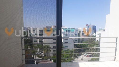 torre vizcaya residencial - departamento nuevo penthouse cerca plaza del sol