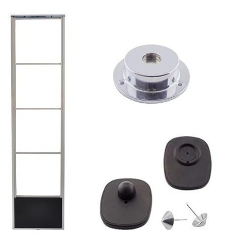 torres antenas sensores pines antihurto kit sd103