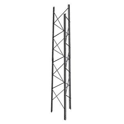torres atirantadas - arriostradas acero