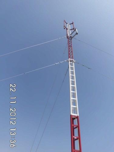 torres autosoportadas y ventadas pesadas