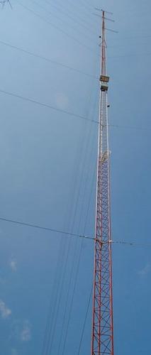 torres de aluminio,galbanizado y acc para telecomunicacione