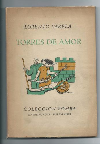 torres de amor lorenzo varela ilustrò luis seoane