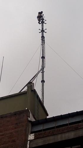 torres de comunicaciones montajes desmontajes mantenimientos