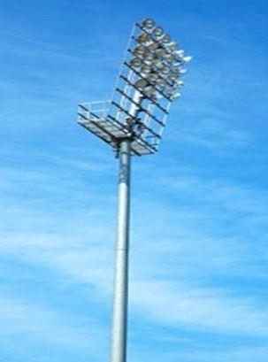 torres de iluminacion hasta 40mts