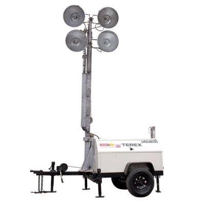 torres de iluminación terex rl 4000