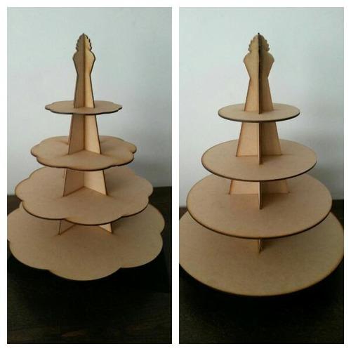 torres para cup cakes