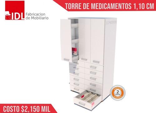 torres para drogueria farmacia fabricantes