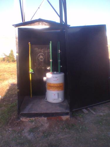 torres para tanques de agua