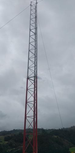 torres para telecomunicaciones (fabricación y montaje)