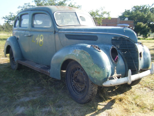 torro ford v8 1938