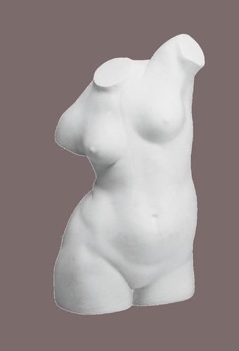 torso marca pandora tipo yeso natural