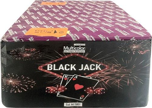 torta blackjack pirotecnia fuegos artificiales cadenaci