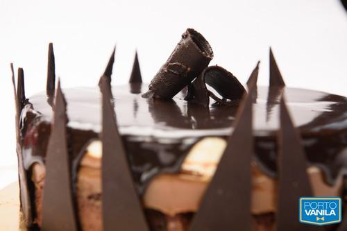 torta brownie porto vanila de 10 a 12 porciones (6821)