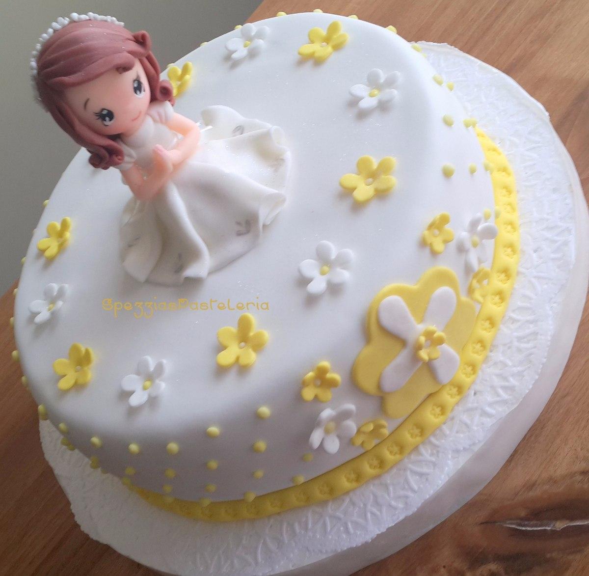 tortas de comunion fotos