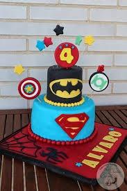 torta cumpleaños batman 30 personas