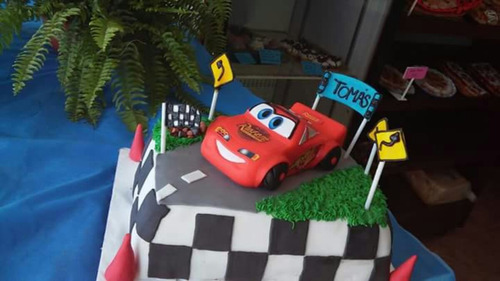 torta de cars