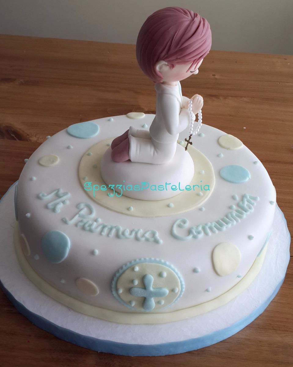 tortas de comunion para varon imagenes