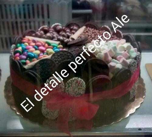torta de dulces