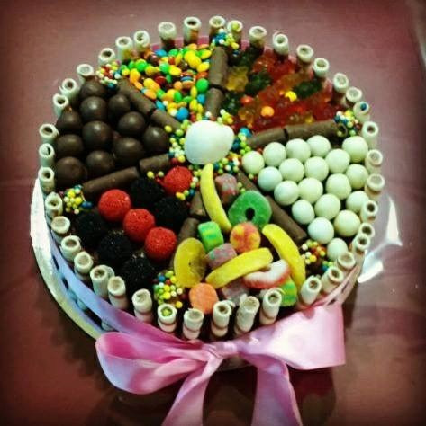 torta de golosinas