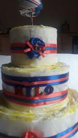 ec4a9647068 Torta De Pañales De 3 Pisos :body,con Portachupete