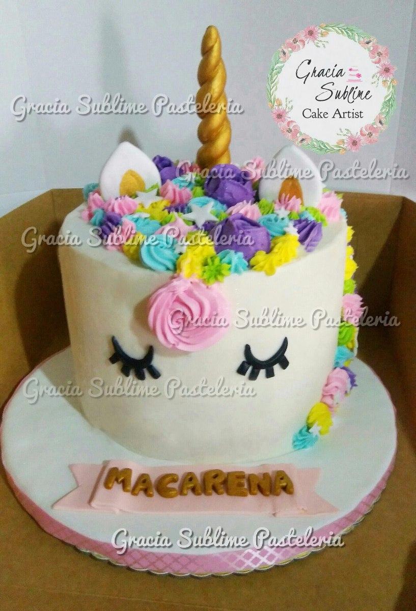 Peru Birthday Cake