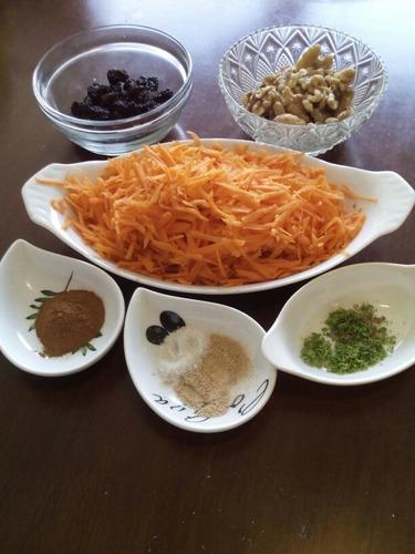 torta de zanahoria por encargos