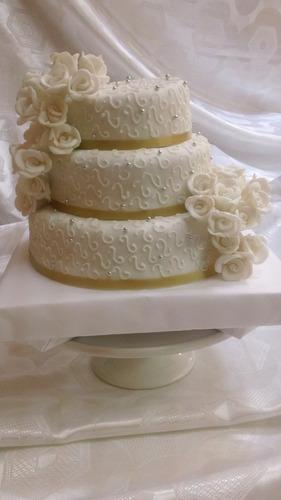 torta decorada bodas, aniversario