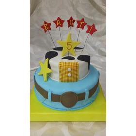 Torta Decorada De Toy Story