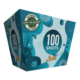 Torta Eco Friendly  100 Shots - Jupiter Fuegos Artificiales