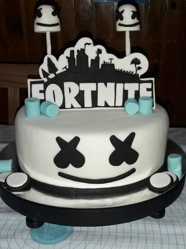 torta fornite