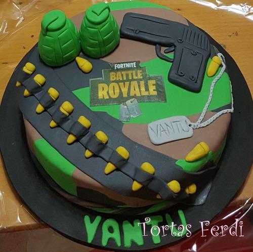 torta fortnite 2 kg