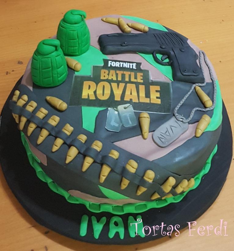torta fortnite 2 kg. Cargando zoom.