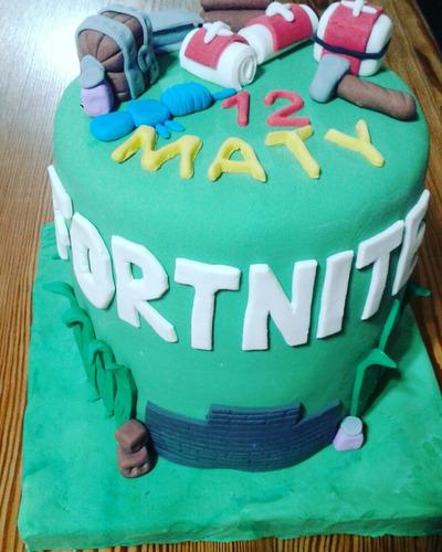 torta fortnite 2kg