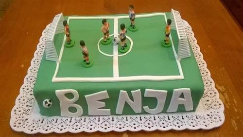 torta fútbol para niñ@s.. zona norte