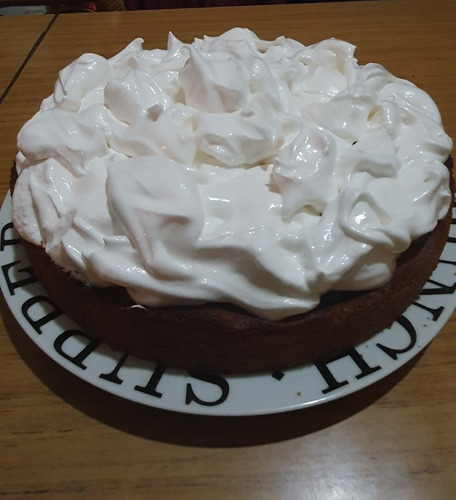 torta lemon pie grande