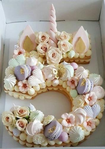 torta, letra o número, number, decorado, cumpleaños.