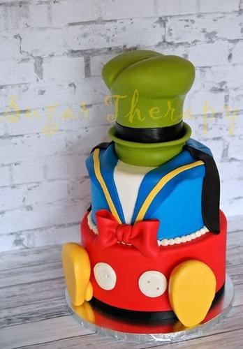 torta mickey cupcake cakepops tematica decoradas baby