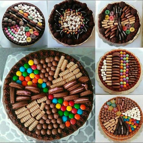 torta minicakes cupcake y ponques