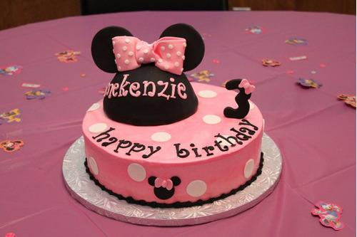 torta minnie mouse 30 personas