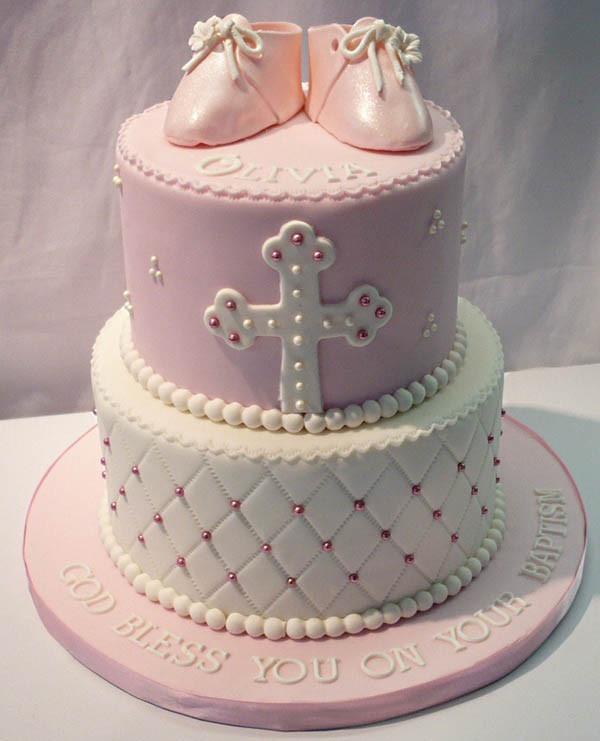 Torta Para Bautizo S 115 00 En Mercado Libre