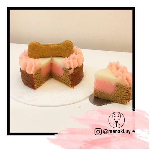 torta para perros pequeña 12cm