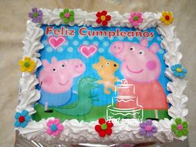 Torta Peppa Cerditaprecio X Kilo Pig La gybf76