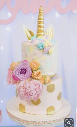 torta unicornio diseños personalizados pedidos express